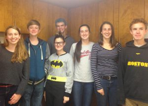 Youth Group 2015