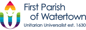 logo for First Parish of Watertown Unitarian Universalist