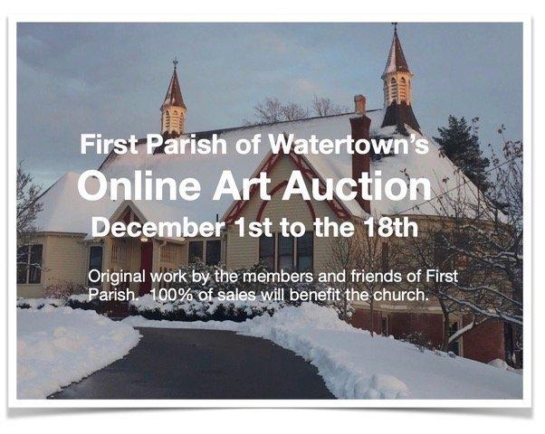 FPW Online Art Auction, Dec. 1-18